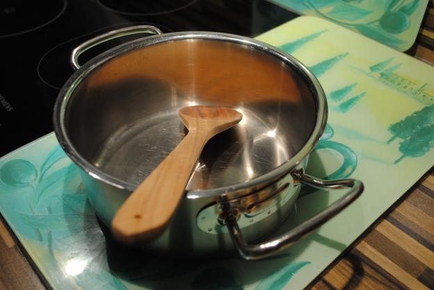 Heute mal kalte Küche - schließlich wurde das Betreuungsgeld gekippt.